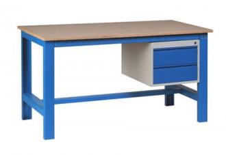Établi industriel avec 2 tiroirs 1 T - Devis sur Techni-Contact.com - 1