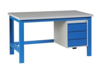 Établi professionnel à 3 tiroirs - Devis sur Techni-Contact.com - 1