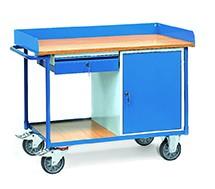 Etabli roulant d'atelier 400 Kg - Devis sur Techni-Contact.com - 1