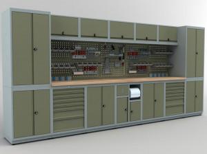 Établis atelier et garage - Devis sur Techni-Contact.com - 2