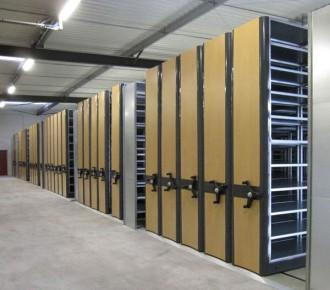 Etagère de stockage archives - Devis sur Techni-Contact.com - 2