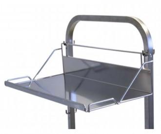Étagère pour chariot médical - Devis sur Techni-Contact.com - 5