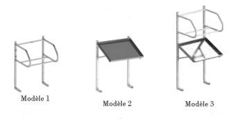 Etagère pour table de cuisine - Devis sur Techni-Contact.com - 1