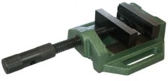 Étau de perçage avec mors en acier trempé - Devis sur Techni-Contact.com - 1