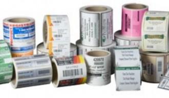 Étiquette adhésive acrylique - Devis sur Techni-Contact.com - 1