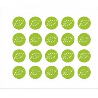 Etiquette adhésive pour crèmerie - Devis sur Techni-Contact.com - 2