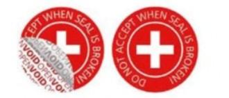 Étiquette autocollante de sécurité - Devis sur Techni-Contact.com - 1