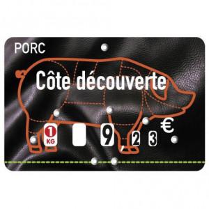 Etiquette boucherie 8 x 12 cm - Devis sur Techni-Contact.com - 4