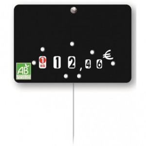 Etiquette boucherie bio - Devis sur Techni-Contact.com - 1