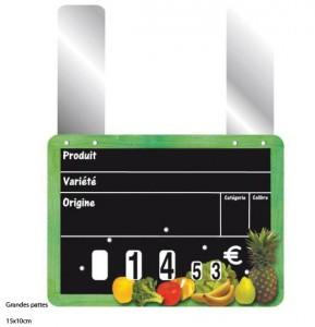 Etiquette magasin pour fruits et légumes - Devis sur Techni-Contact.com - 5