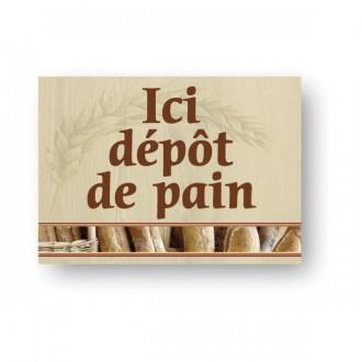 Etiquette pancarte pour boulangerie - Devis sur Techni-Contact.com - 2