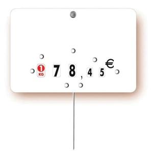 Etiquette pique prix pour boucheries - Devis sur Techni-Contact.com - 2