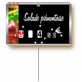 Etiquette pour boucherie charcuterie - Devis sur Techni-Contact.com - 2