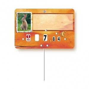 Etiquette pour boucherie lapin - Devis sur Techni-Contact.com - 1
