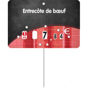 Étiquette pour boucheries prix - Devis sur Techni-Contact.com - 3
