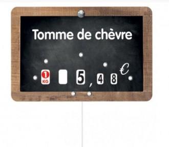 Étiquette pour boucheries PVC - Devis sur Techni-Contact.com - 5