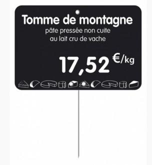 Étiquette pour fromageries crèmeries - Devis sur Techni-Contact.com - 4