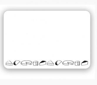 Étiquette pour fromageries crèmeries blanche - Devis sur Techni-Contact.com - 2