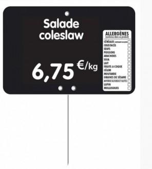 Étiquette pour tous commerces allergènes - Devis sur Techni-Contact.com - 3