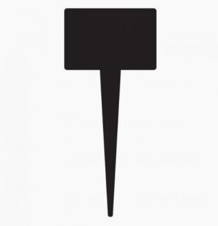 Etiquette pour tous commerces noir - Devis sur Techni-Contact.com - 1
