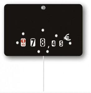Étiquette prix boucherie classique - Devis sur Techni-Contact.com - 3
