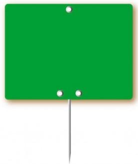 Etiquette prix rectangulaire pour commerce - Devis sur Techni-Contact.com - 1