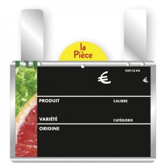 Etiquette produit pour fruits et légumes - Devis sur Techni-Contact.com - 1