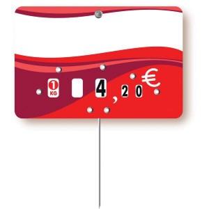 Etiquette PVC Boucherie - Devis sur Techni-Contact.com - 2