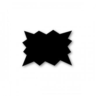 Etiquette tous commerces forme éclaté - Devis sur Techni-Contact.com - 1
