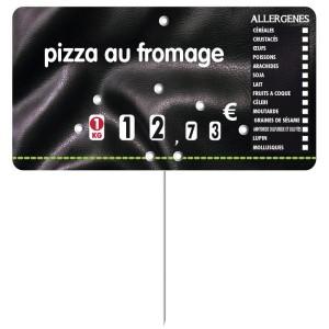 Étiquettes à roulettes pour boucheries - Devis sur Techni-Contact.com - 10