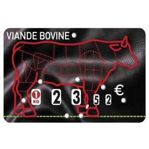 Étiquettes à roulettes pour boucheries - Devis sur Techni-Contact.com - 6