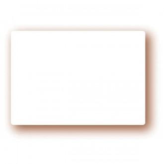Etiquettes blanches pour tous commerces - Devis sur Techni-Contact.com - 1