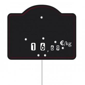 Etiquettes boucheries à roulettes - Devis sur Techni-Contact.com - 1