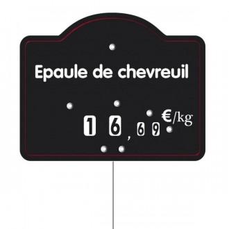 Etiquettes boucheries à roulettes - Devis sur Techni-Contact.com - 2