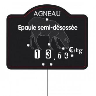 Etiquettes boucheries à roulettes - Devis sur Techni-Contact.com - 5