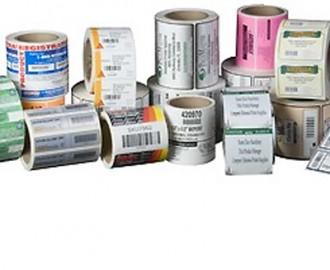 Étiquettes consommables pour imprimante - Devis sur Techni-Contact.com - 1
