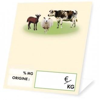 Etiquettes fromage pour crémeries - Devis sur Techni-Contact.com - 4