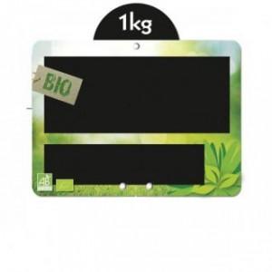 Etiquettes fruits et légumes bio frais - Devis sur Techni-Contact.com - 5