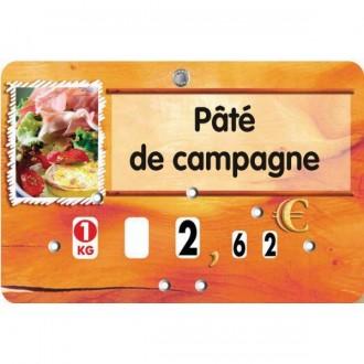 Etiquettes pour boucheries - Devis sur Techni-Contact.com - 8