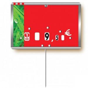 Etiquettes pour boucheries à roulettes - Devis sur Techni-Contact.com - 1