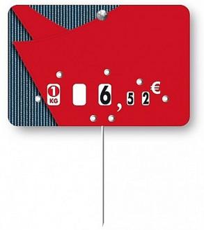 Etiquettes pour boucheries à roulettes prix - Devis sur Techni-Contact.com - 2