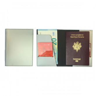 Etui passeport en synderme - Devis sur Techni-Contact.com - 1