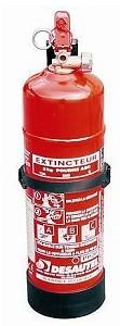 Extincteur poudre 2 kg - Devis sur Techni-Contact.com - 1