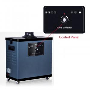 Extracteur de fumées de soudure 220V 80W 235m³/h  - Devis sur Techni-Contact.com - 4