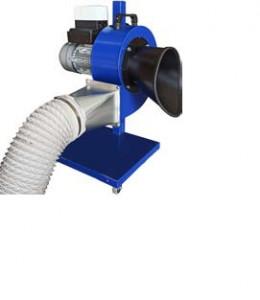 Extracteur gaz d'échappement - Devis sur Techni-Contact.com - 3