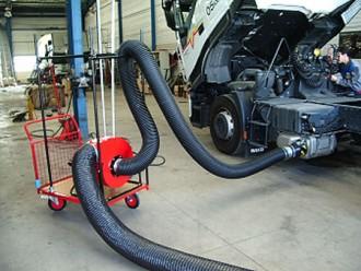 Extracteur gaz echappement - Devis sur Techni-Contact.com - 1