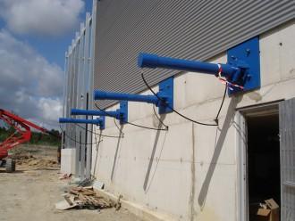 Extracteur industriel à cadres - Devis sur Techni-Contact.com - 1