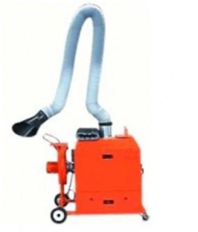 Extracteur pour fumée de soudure - Devis sur Techni-Contact.com - 1