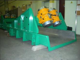 Extracteur transporteur en auge vibrant - Devis sur Techni-Contact.com - 2