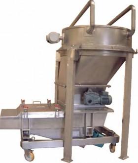 Extracteur vibrant industriel - Devis sur Techni-Contact.com - 1